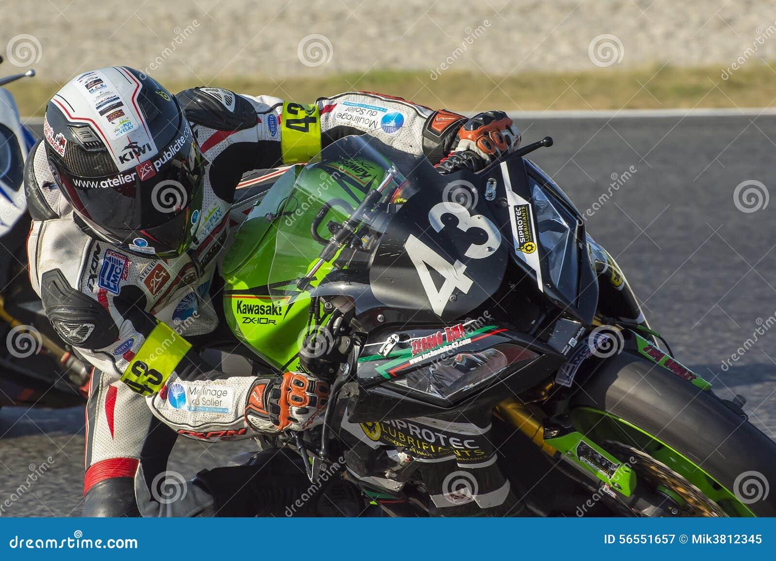 Download Αντοχή αγώνα των CC Motos ομάδας Εκδοτική Φωτογραφία - εικόνα από μηχανή, γρήγορα: 56551657