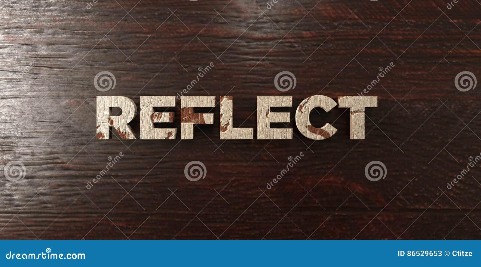 Απεικονίστε - βρώμικος ξύλινος τίτλος στο σφένδαμνο - το τρισδιάστατο δικαίωμα ελεύθερη εικόνα αποθεμάτων