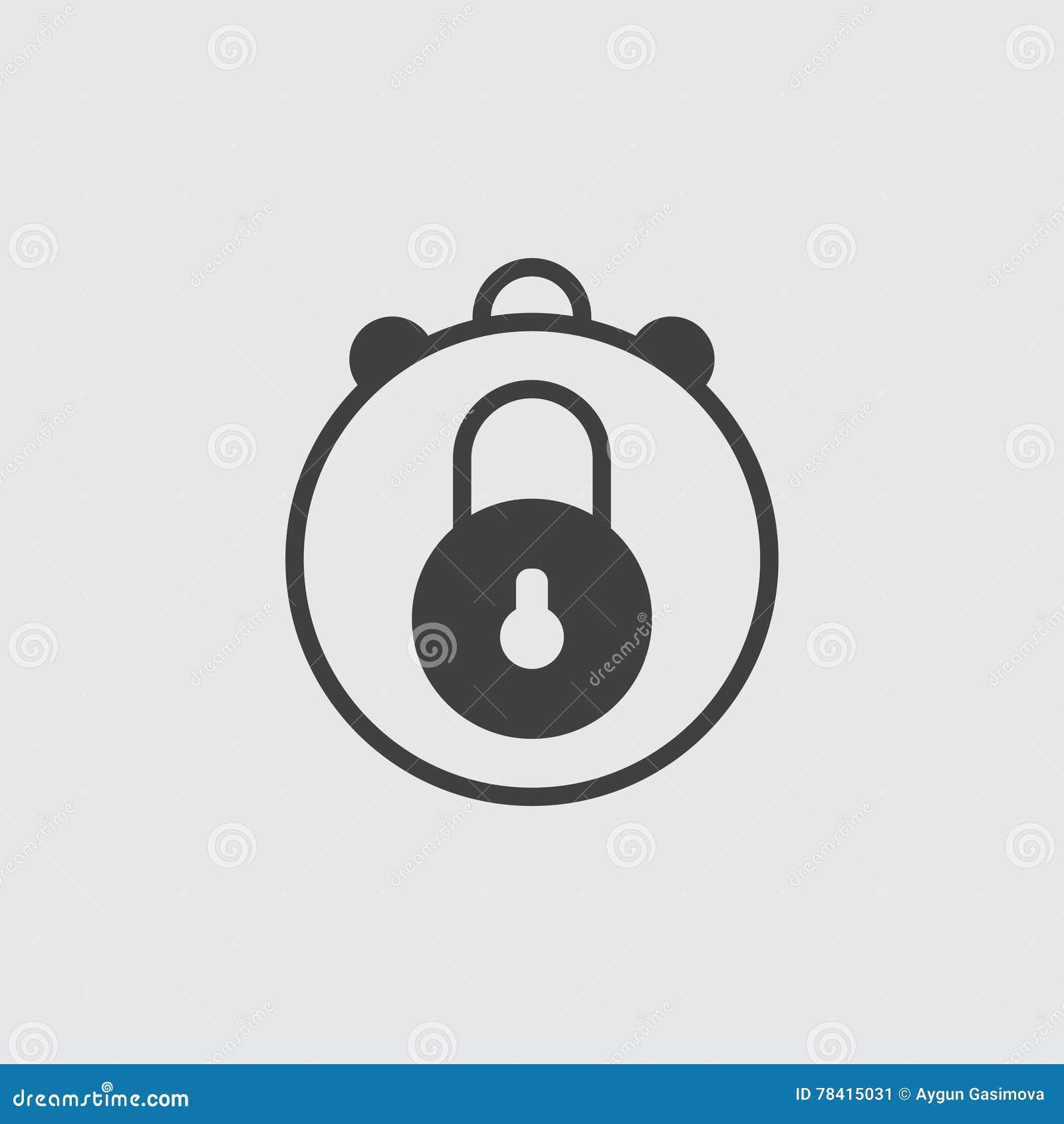 Απεικόνιση εικονιδίων κλειδαριών