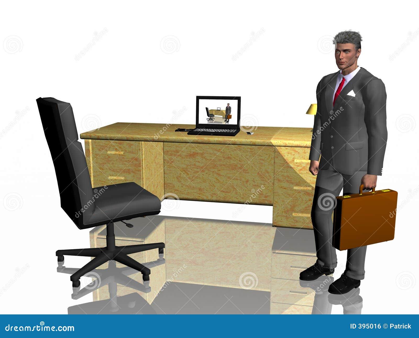 απεικόνιση επιχειρηματιώ