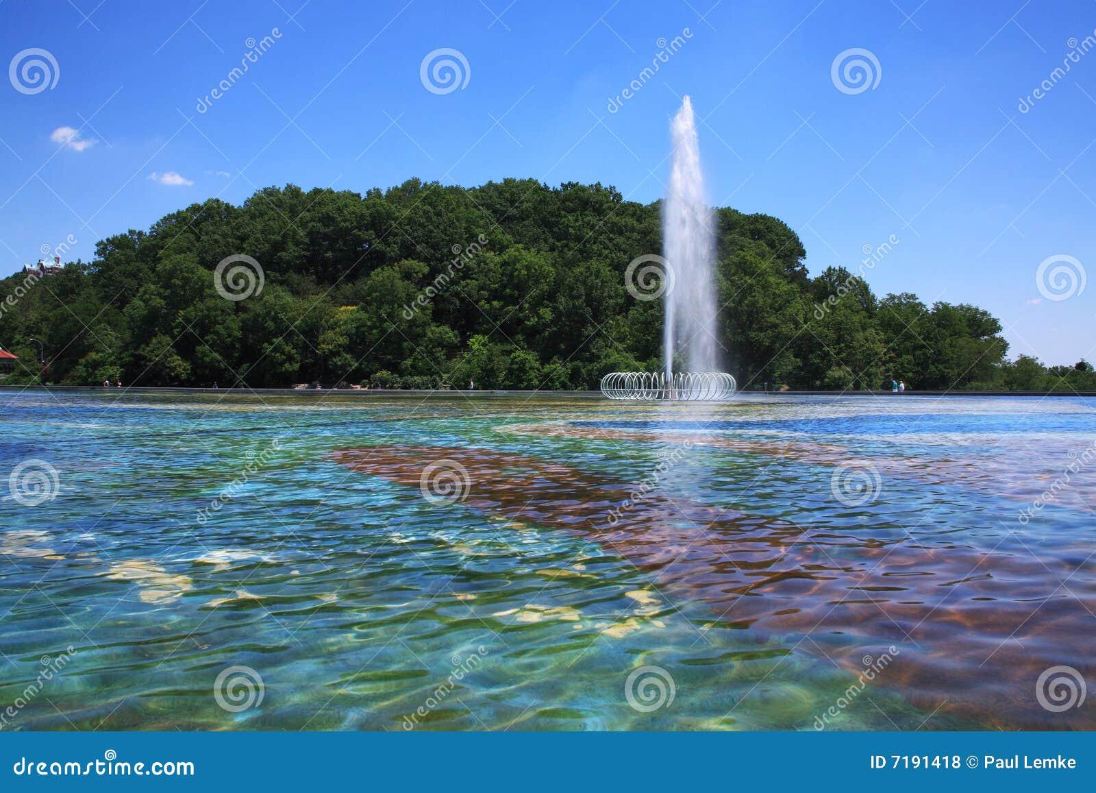 απεικόνιση λιμνών