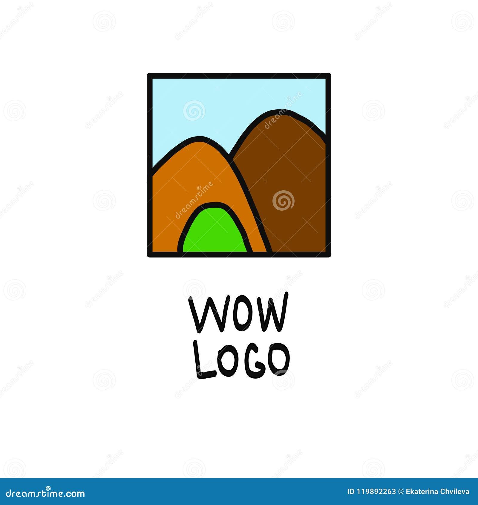 Απεικόνιση λογότυπων ταξιδιού