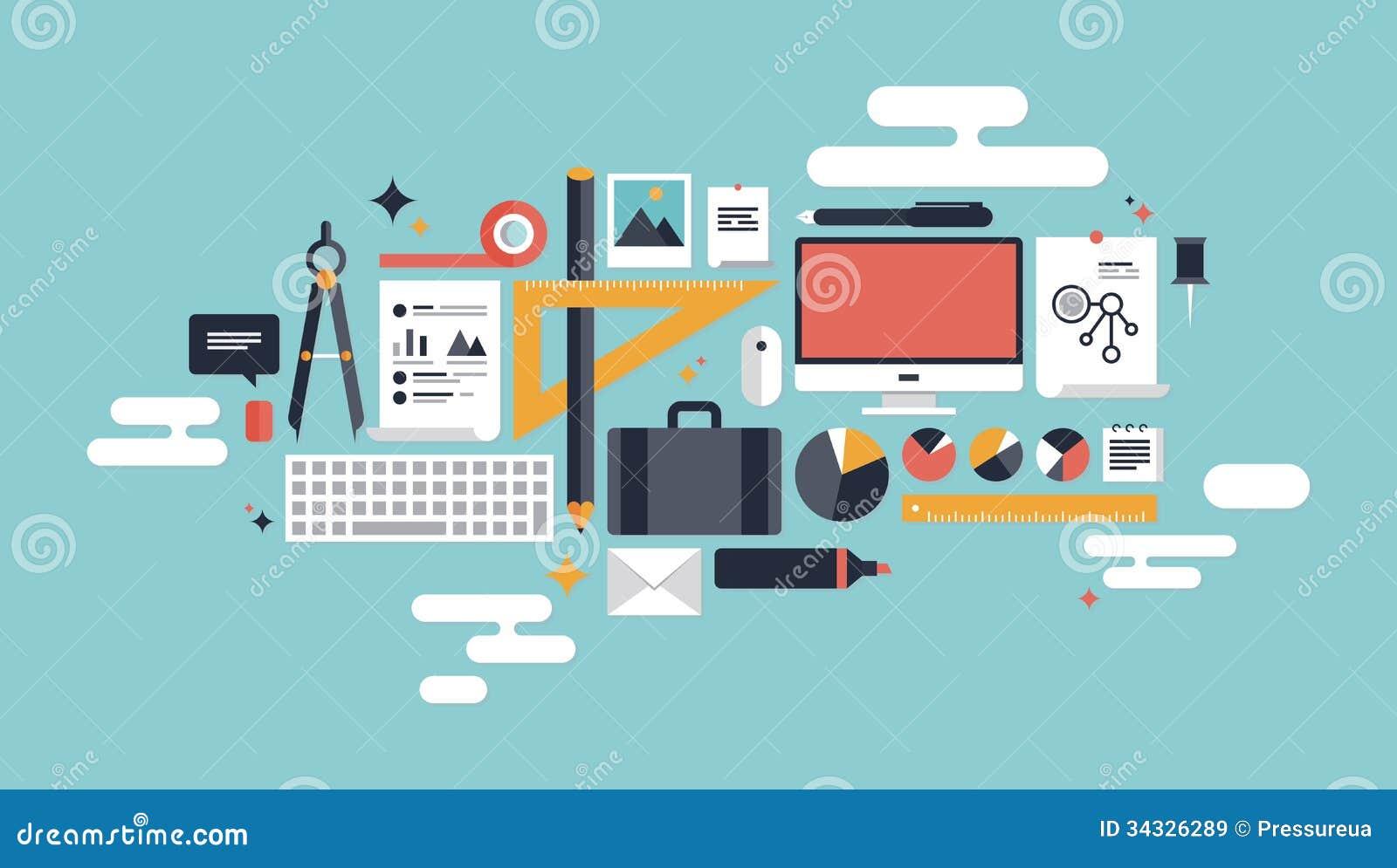 Απεικόνιση των επιχειρησιακών λειτουργώντας στοιχείων