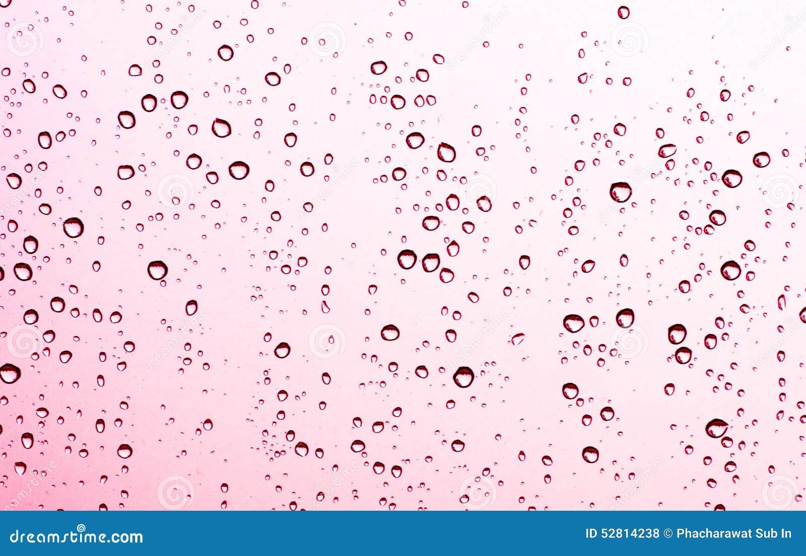 Απελευθέρωση ύδατος στο γυαλί