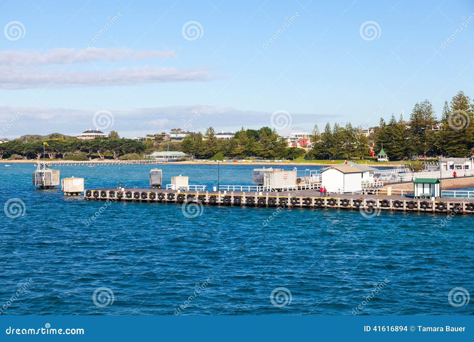 Αποβάθρα Σορέντο, Αυστραλία