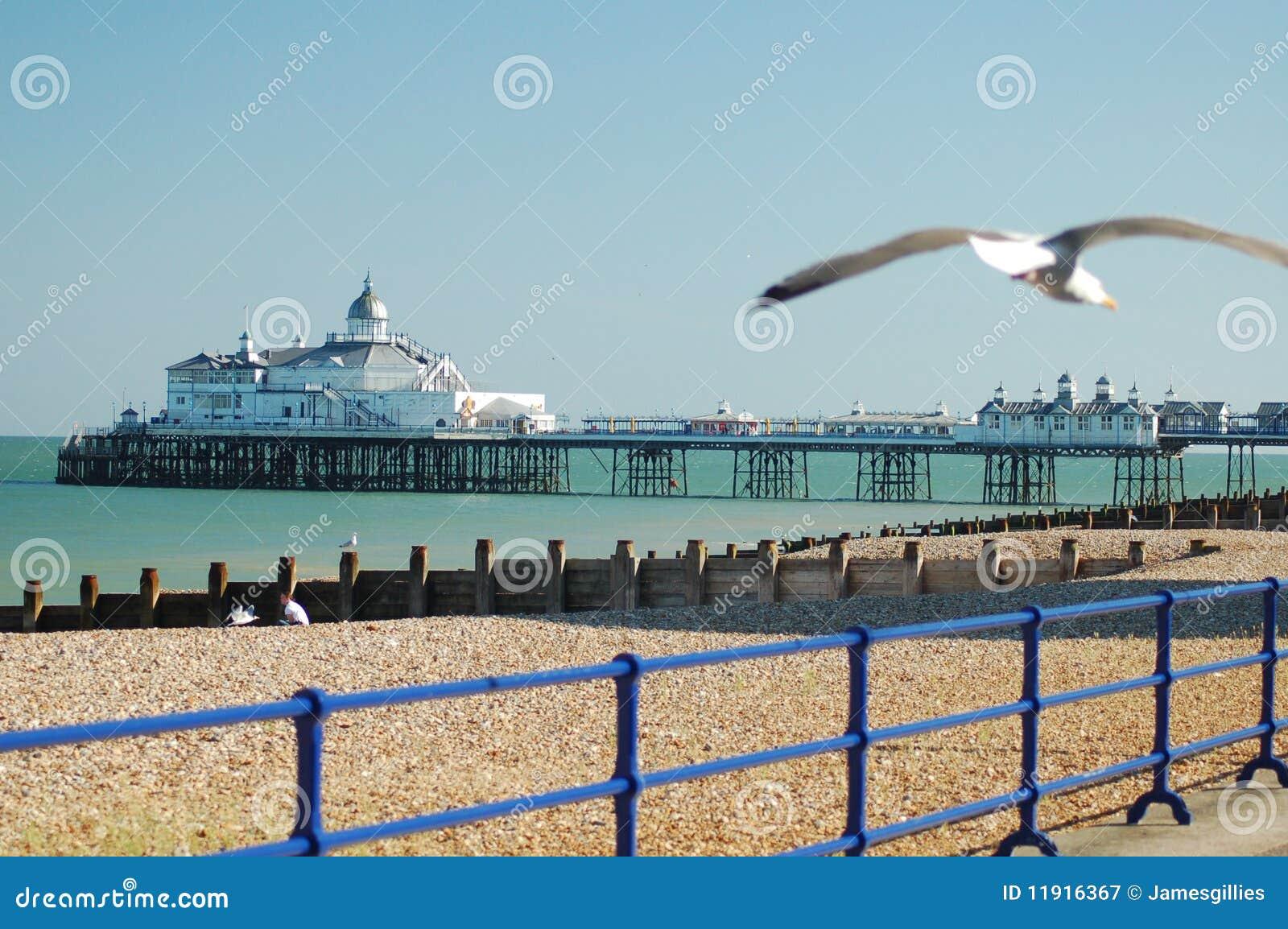 αποβάθρα του Bournemouth Αγγλία