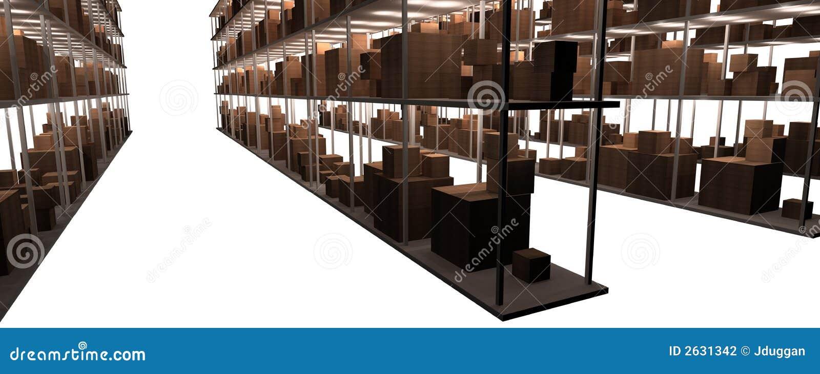 αποθήκη εμπορευμάτων απ&omicro