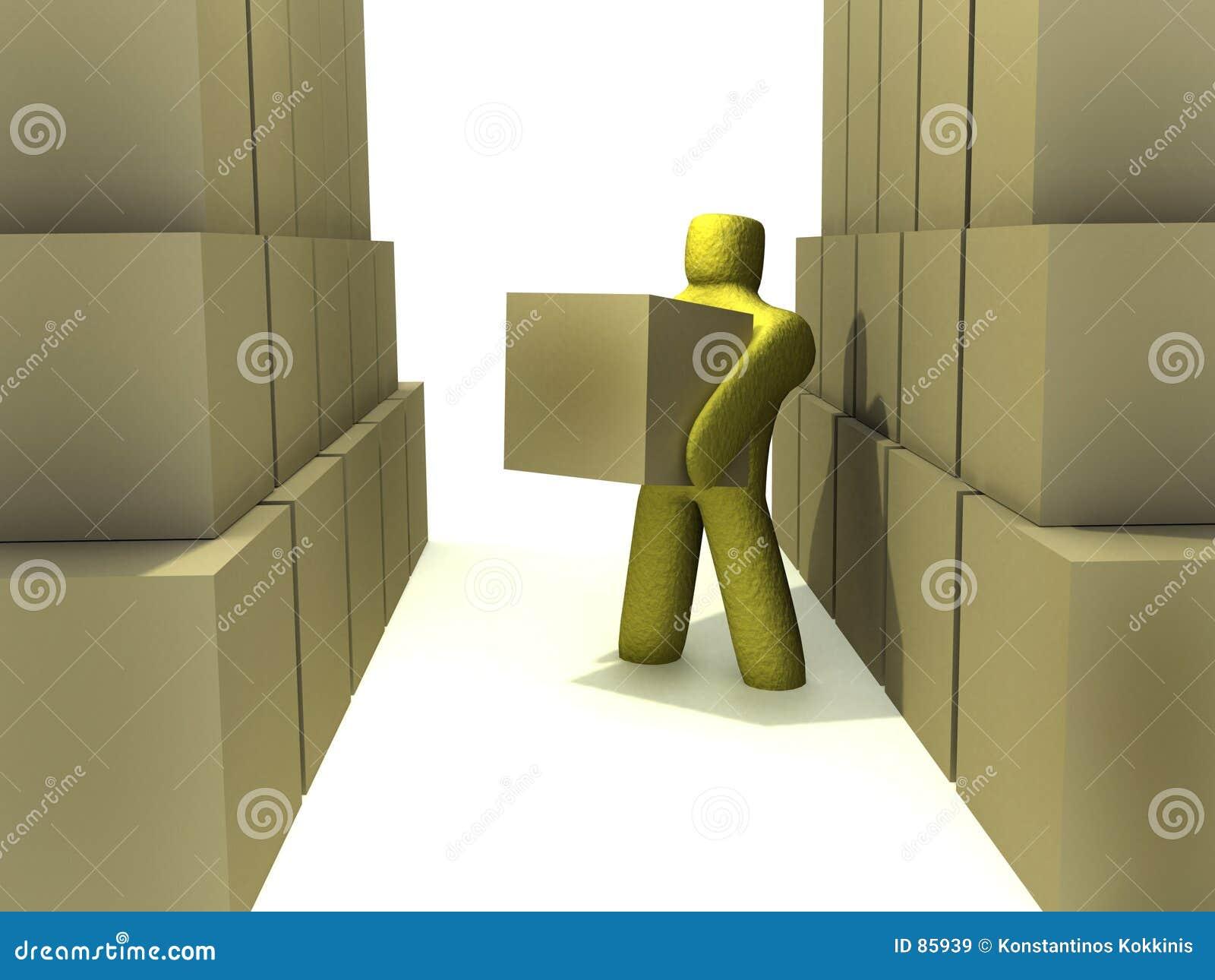 αποθήκη εμπορευμάτων περ