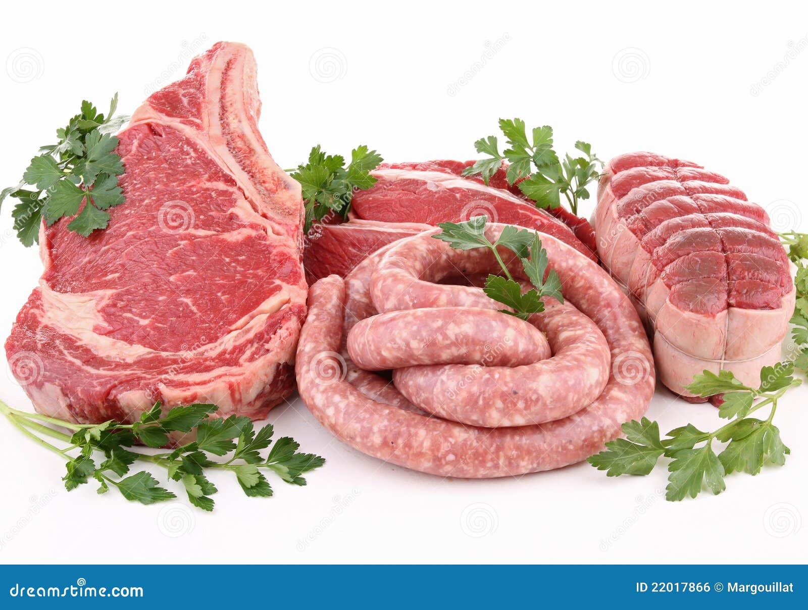 απομονωμένα κρέατα ακατέρ&gam