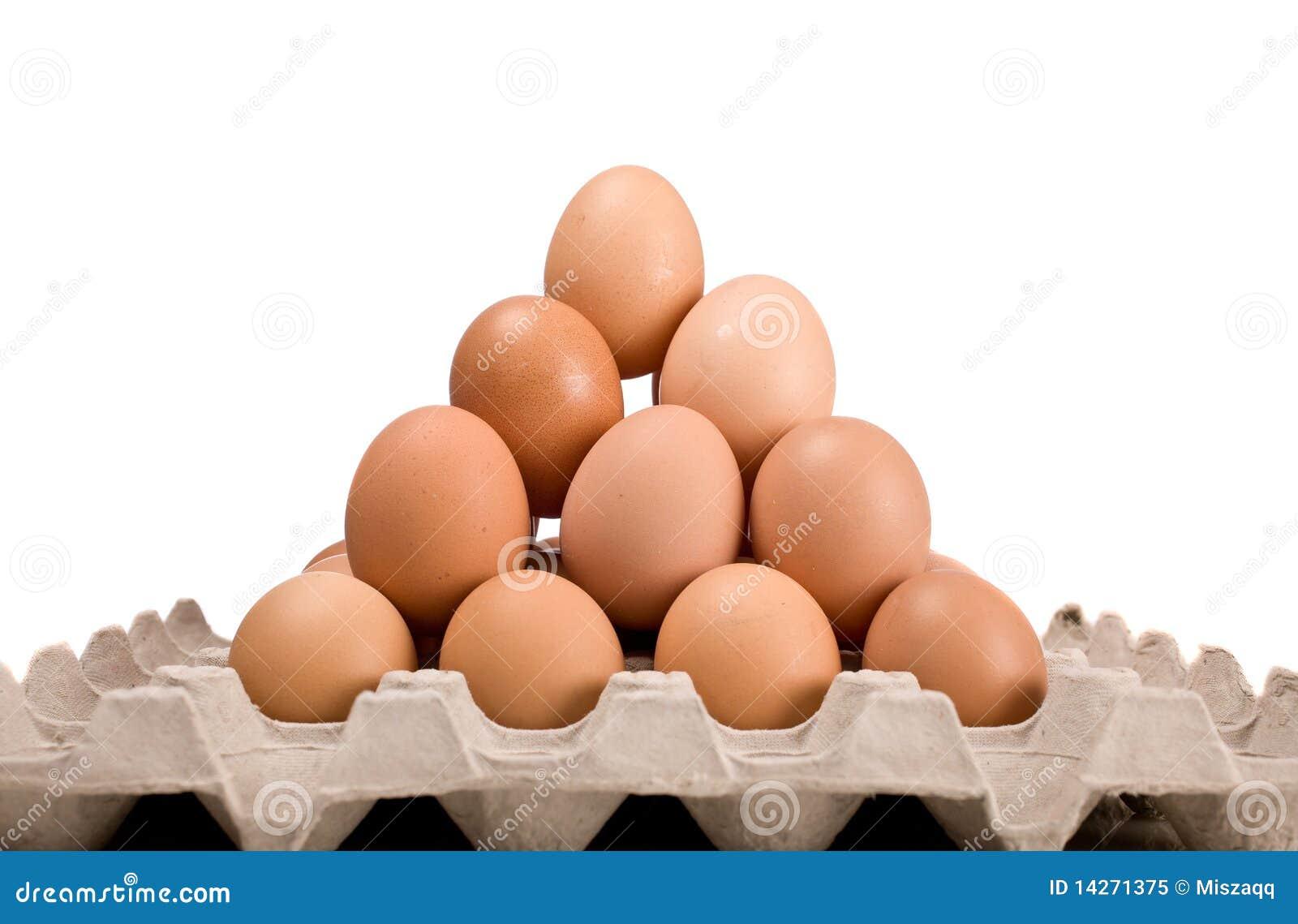 απομονωμένη αυγά μορφή πυρ&al