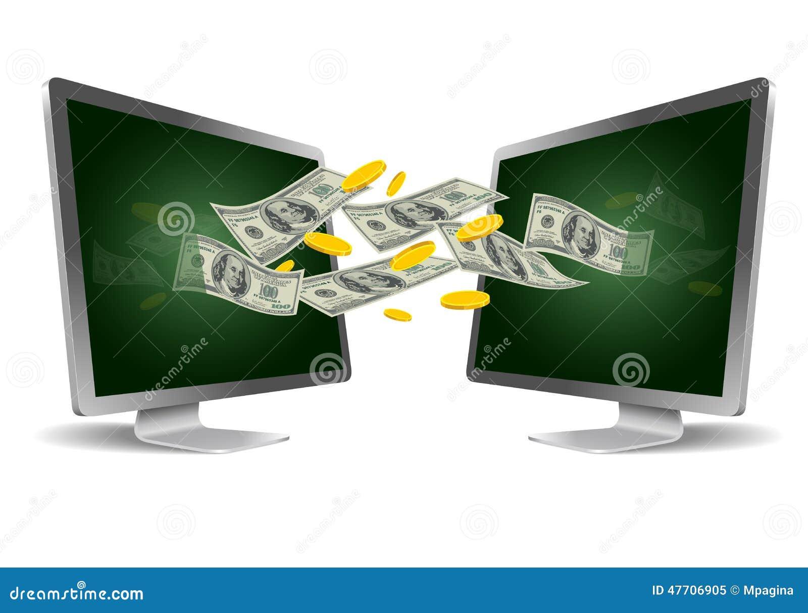 απομονωμένο νομίσματα λευκό μεταφοράς στοιβών αποστολής χρημάτων