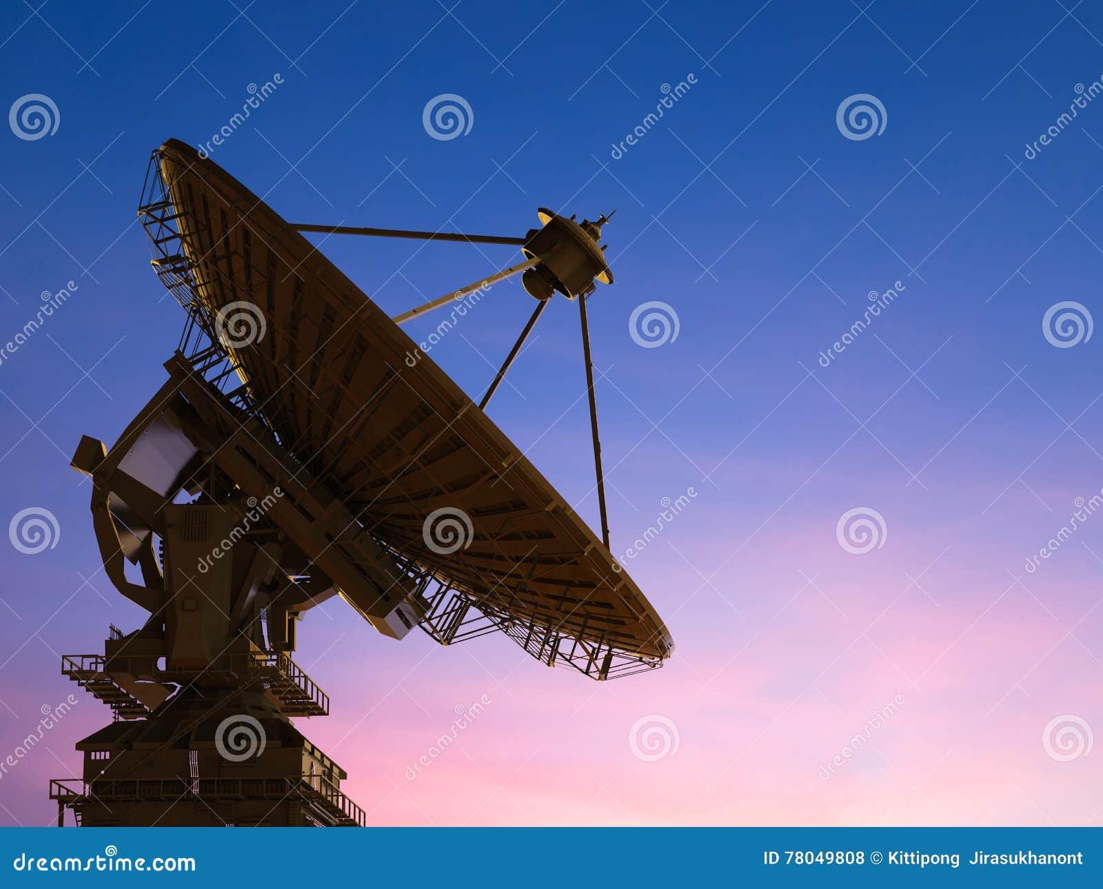απομονωμένο δορυφορικό απεικόνιση διανυσματικό λευκό πιάτων