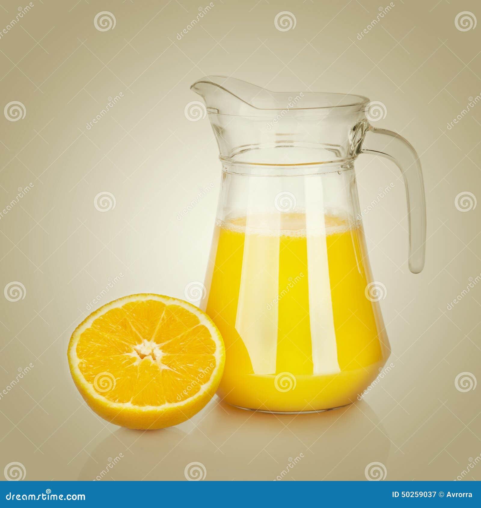 απομονωμένο πορτοκαλί λευκό χυμού