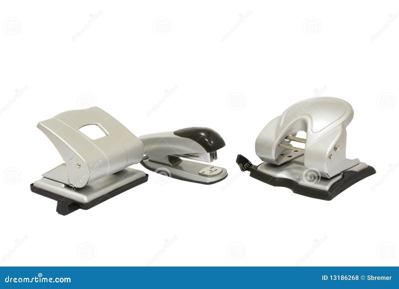 απομονωμένο τρύπα stapler punchers