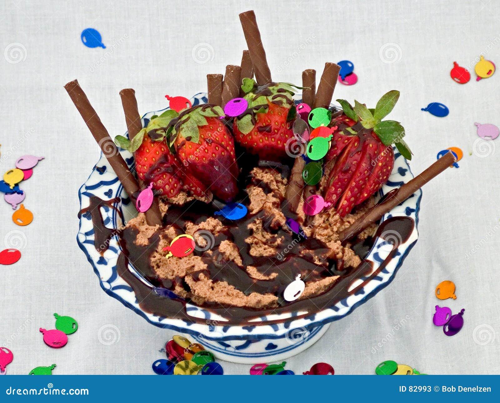 απόλαυση σοκολάτας