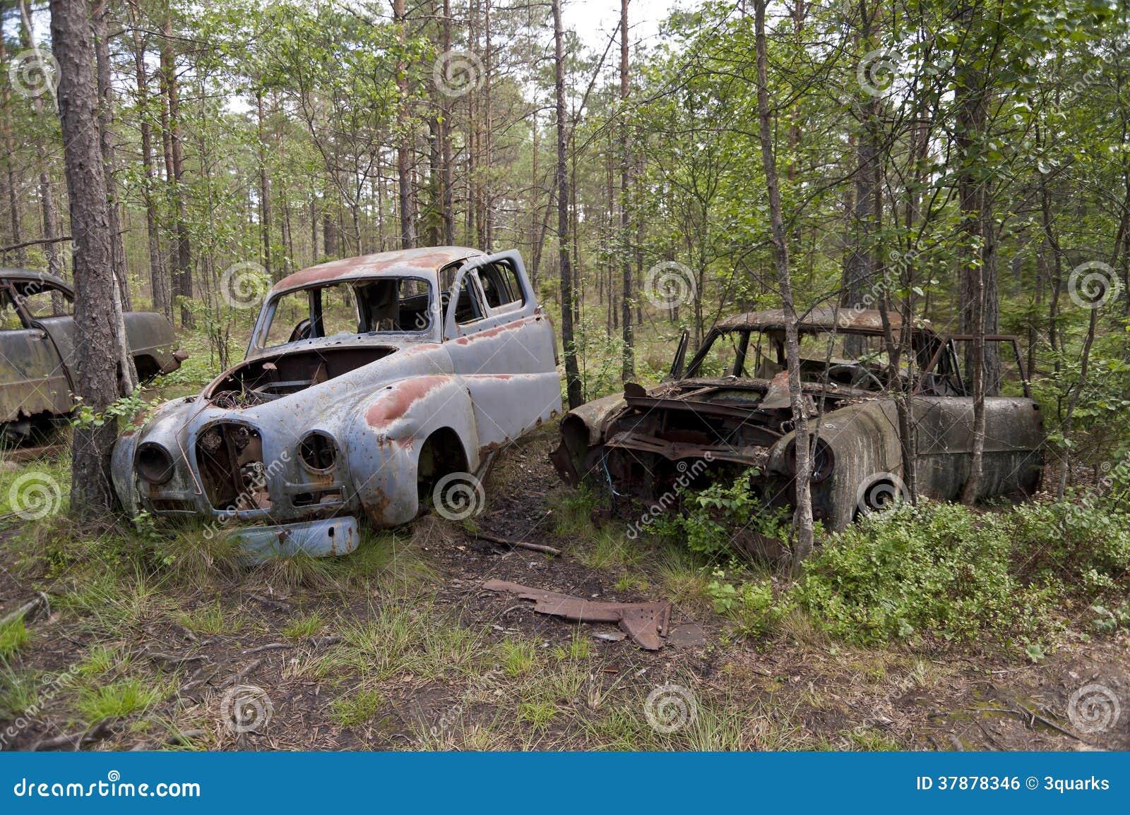 Απόρριψη αυτοκινήτων σε Kirkoe Mosse