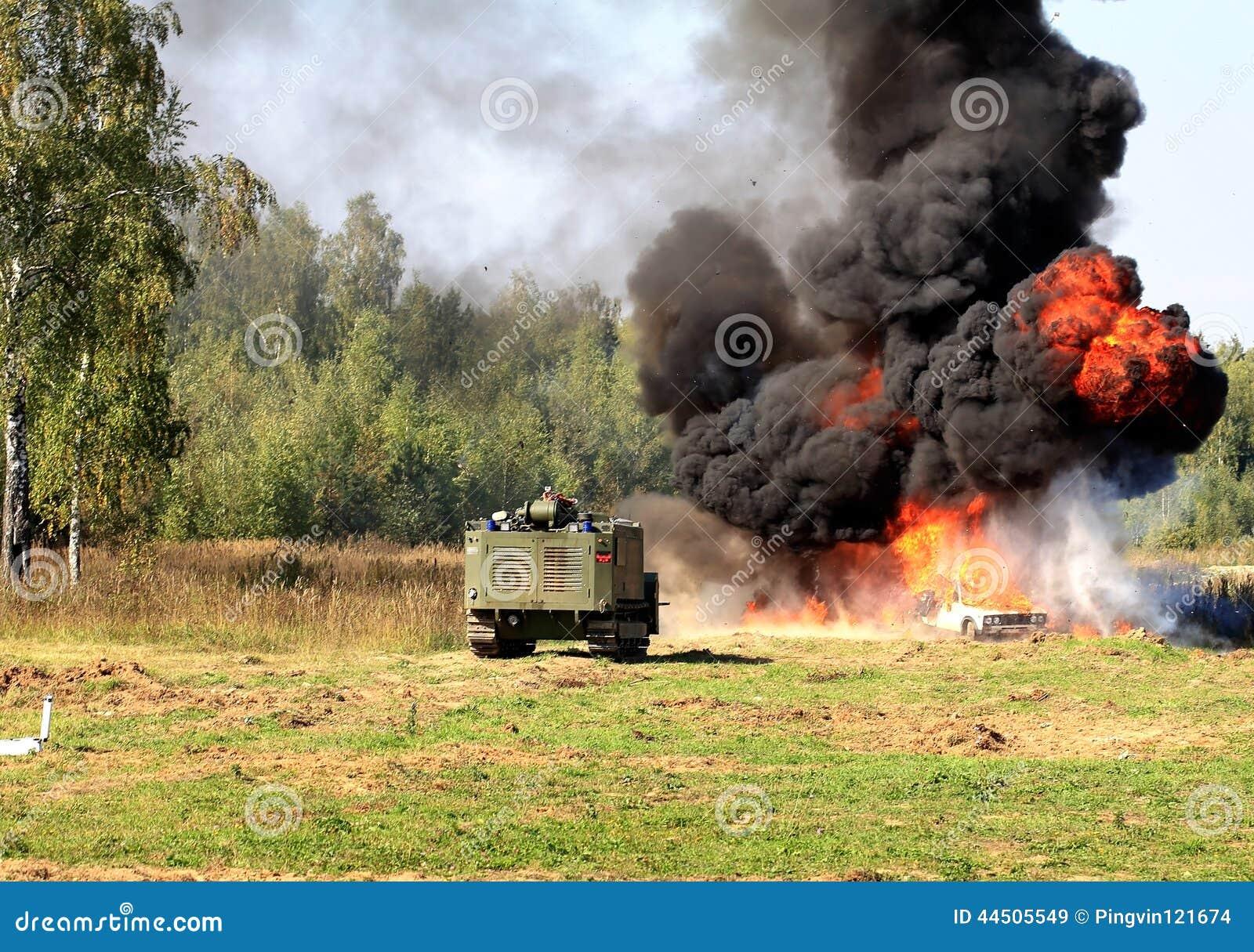 Απόσβεση της πυρκαγιάς