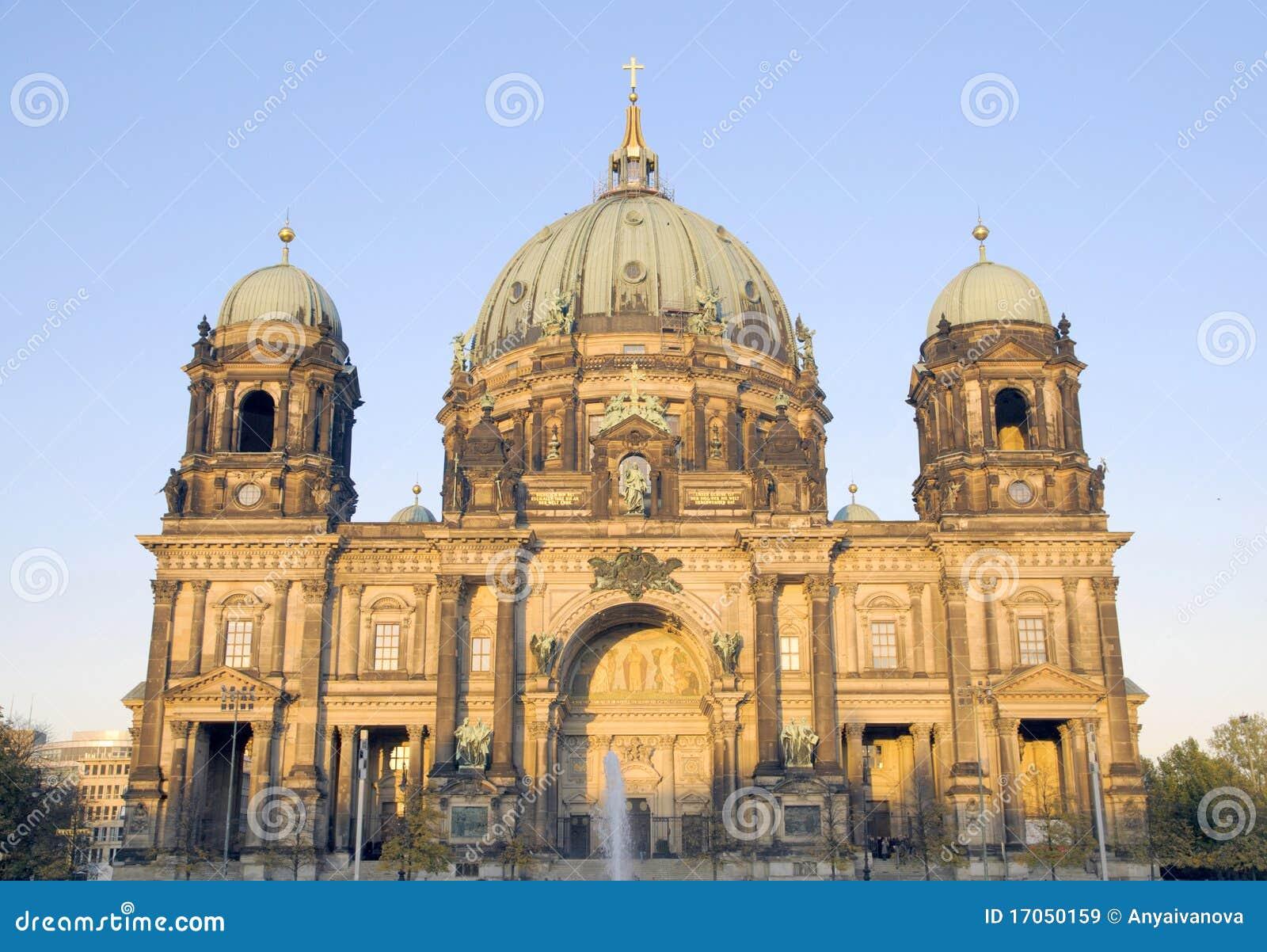 από το Βερολίνο DOM Γερμανία &