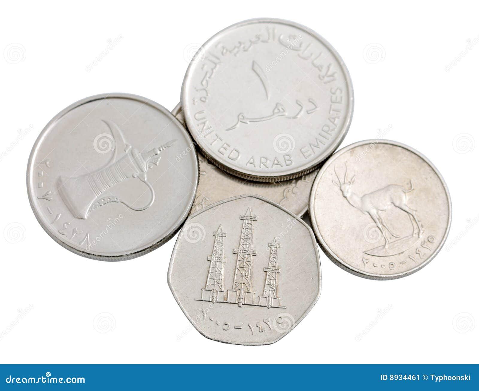αραβικά εμιράτα νομισμάτων