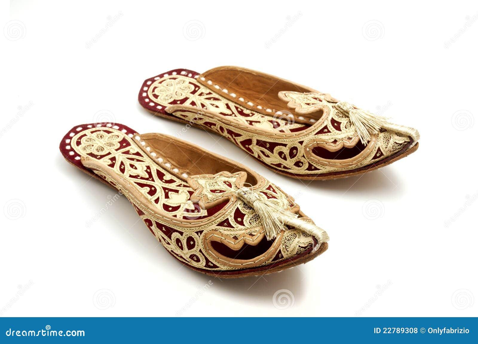 αραβικές παντόφλες παραδοσιακές