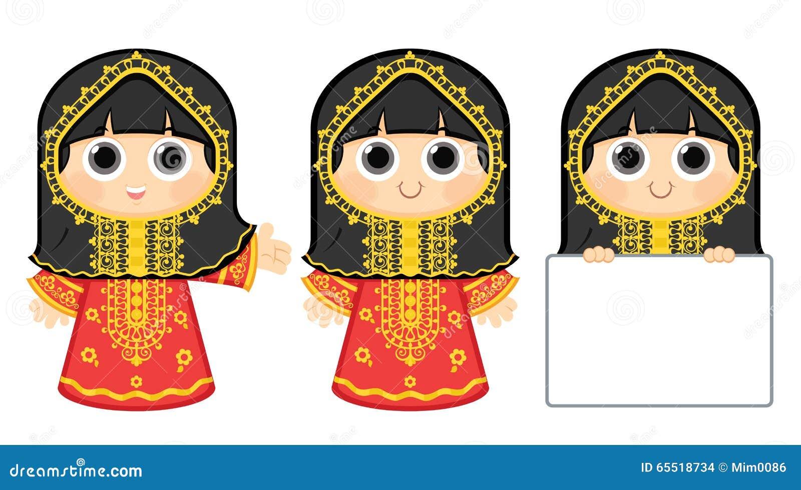 αραβικό κορίτσι