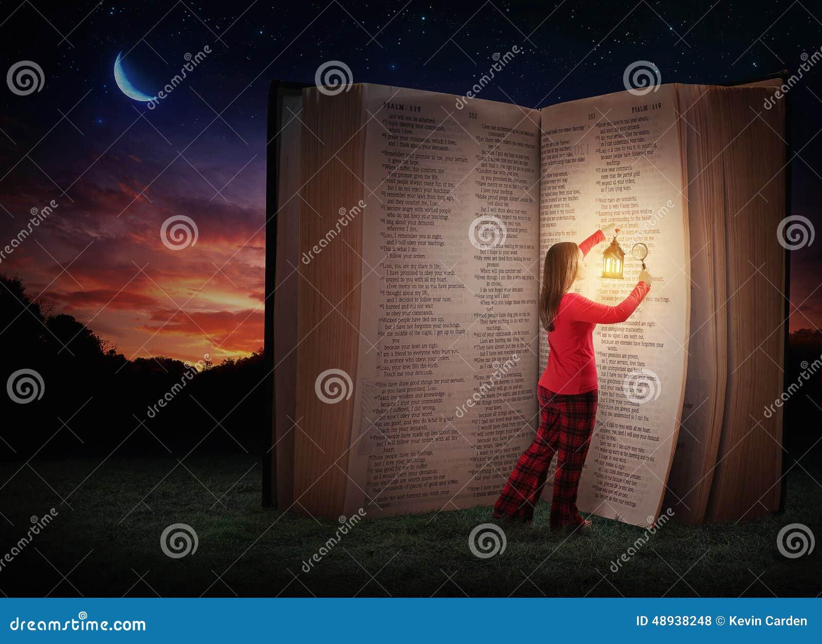 Αργά - μελέτη Βίβλων νύχτας