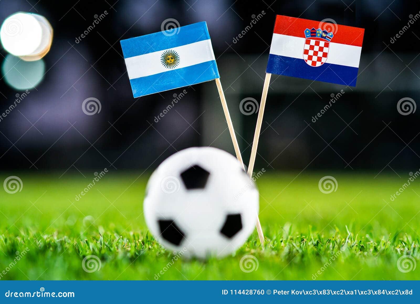 Αργεντινή - Κροατία, ομάδα Δ, Πέμπτη, 21 Ποδόσφαιρο Ιουνίου, Worl