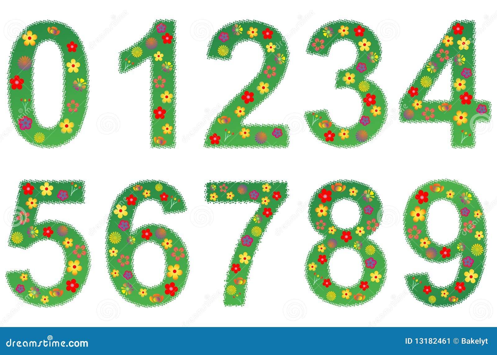 αριθμοί που αφορούν το κ&alp