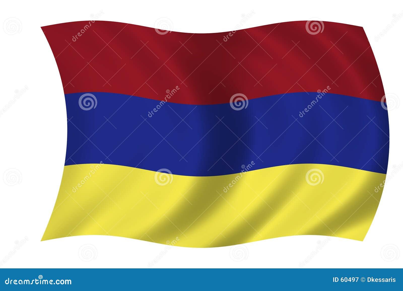 αρμενική σημαία