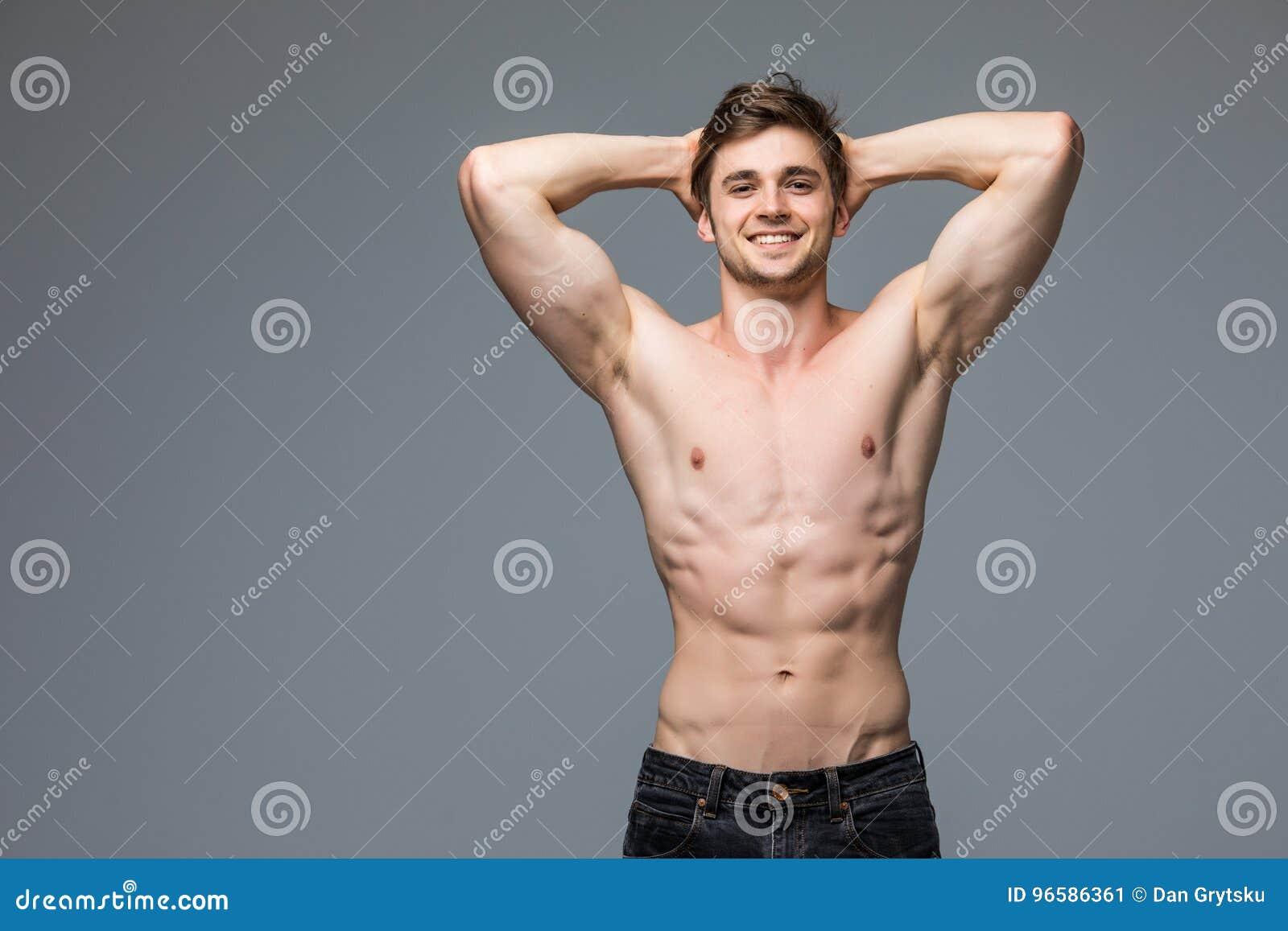 Καυτά γυμνό αρσενικό μοντέλο