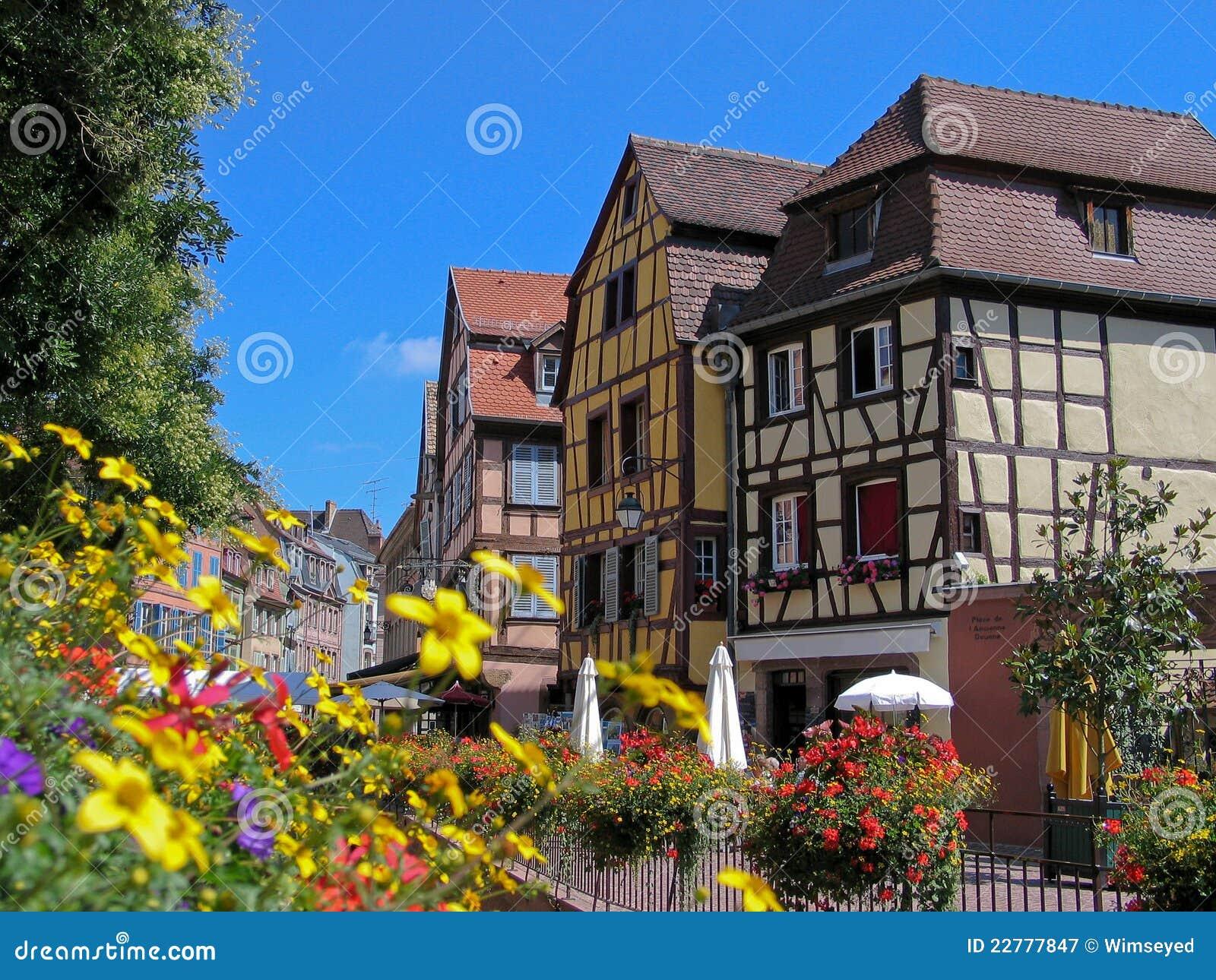 αρχαία οδός της Γαλλίας