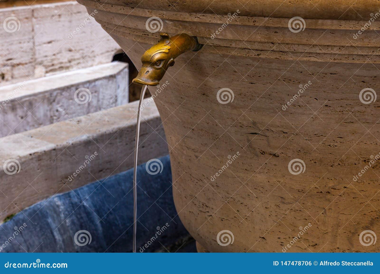 Αρχαία πηγή νερού