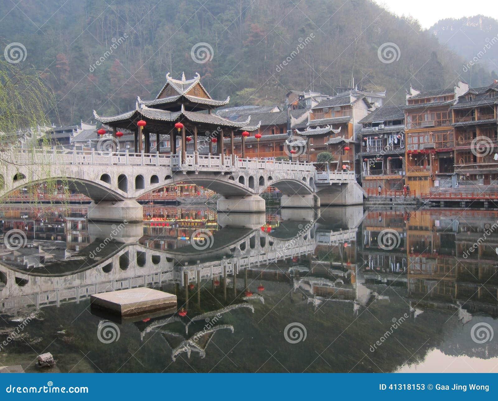 Αρχαία πόλη Fenghuang