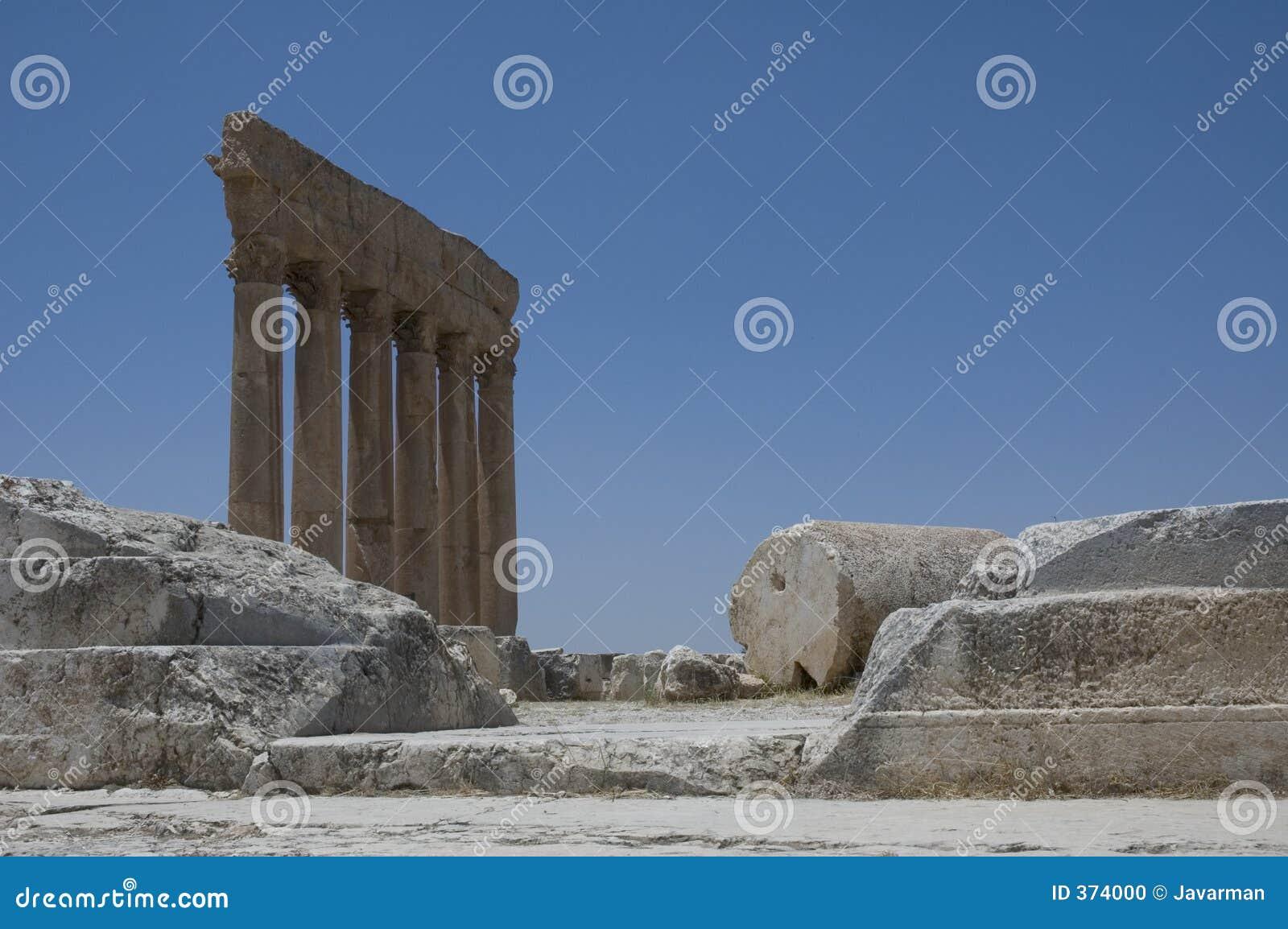 αρχαίες καταστροφές