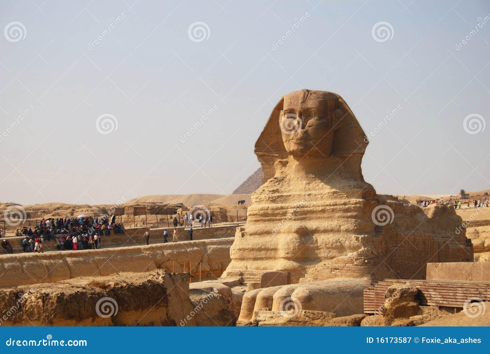 αρχαίο giza sphinx