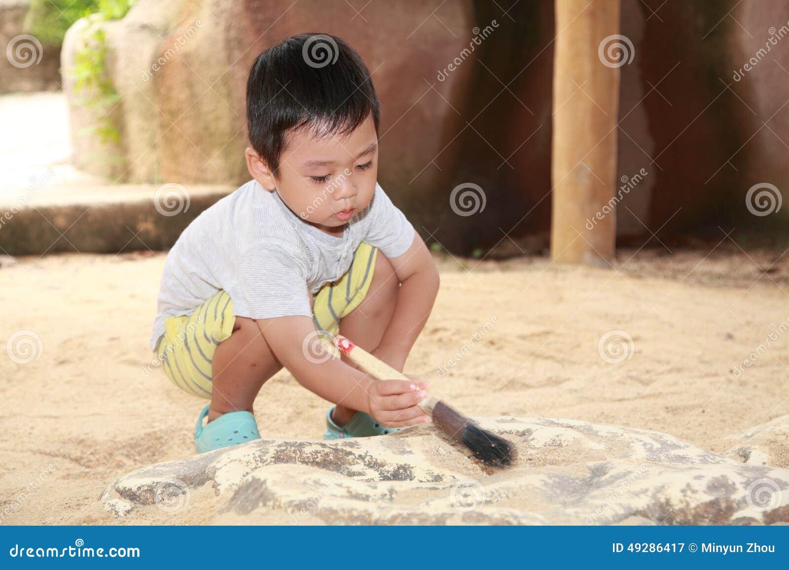 Αρχαιολογία παιδιών