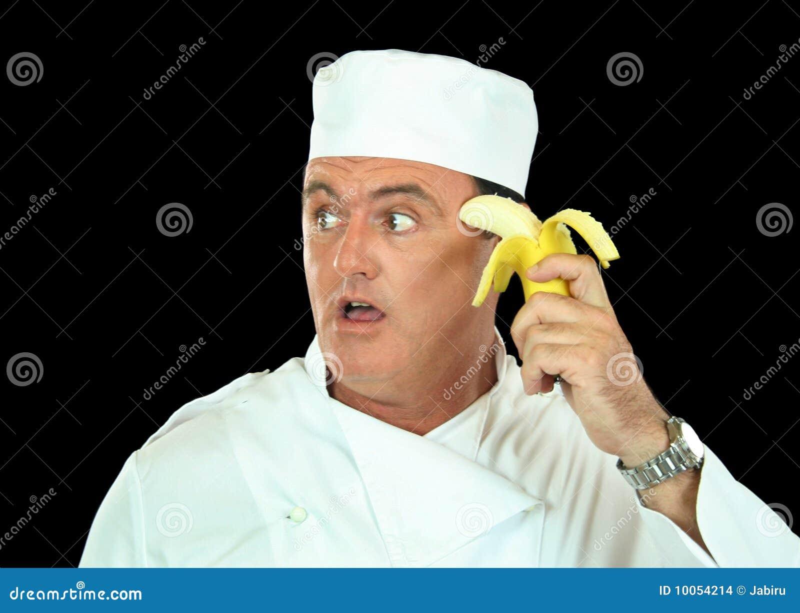 αρχιμάγειρας μπανανών