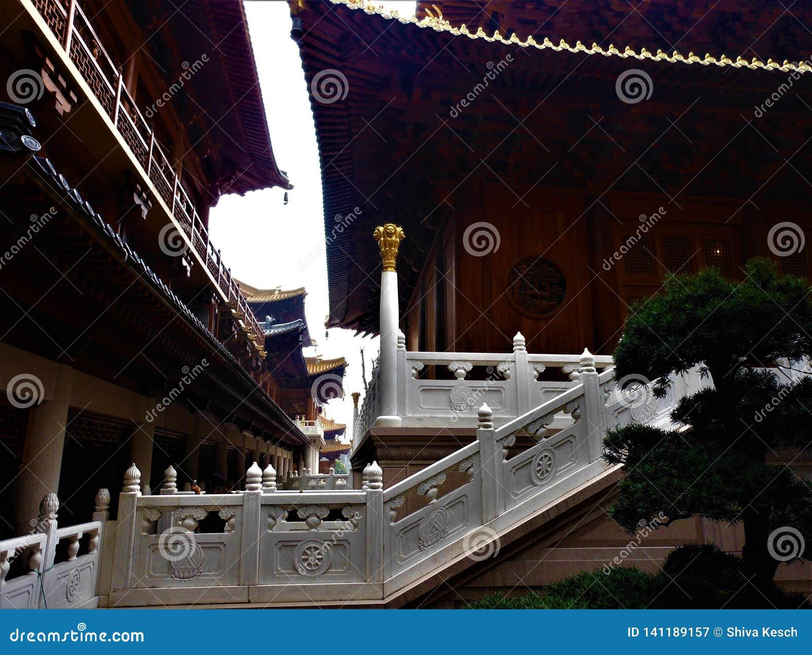 Αρχιτεκτονική, γοητεία και ομορφιά στην πόλη της Σαγκάη, Κίνα