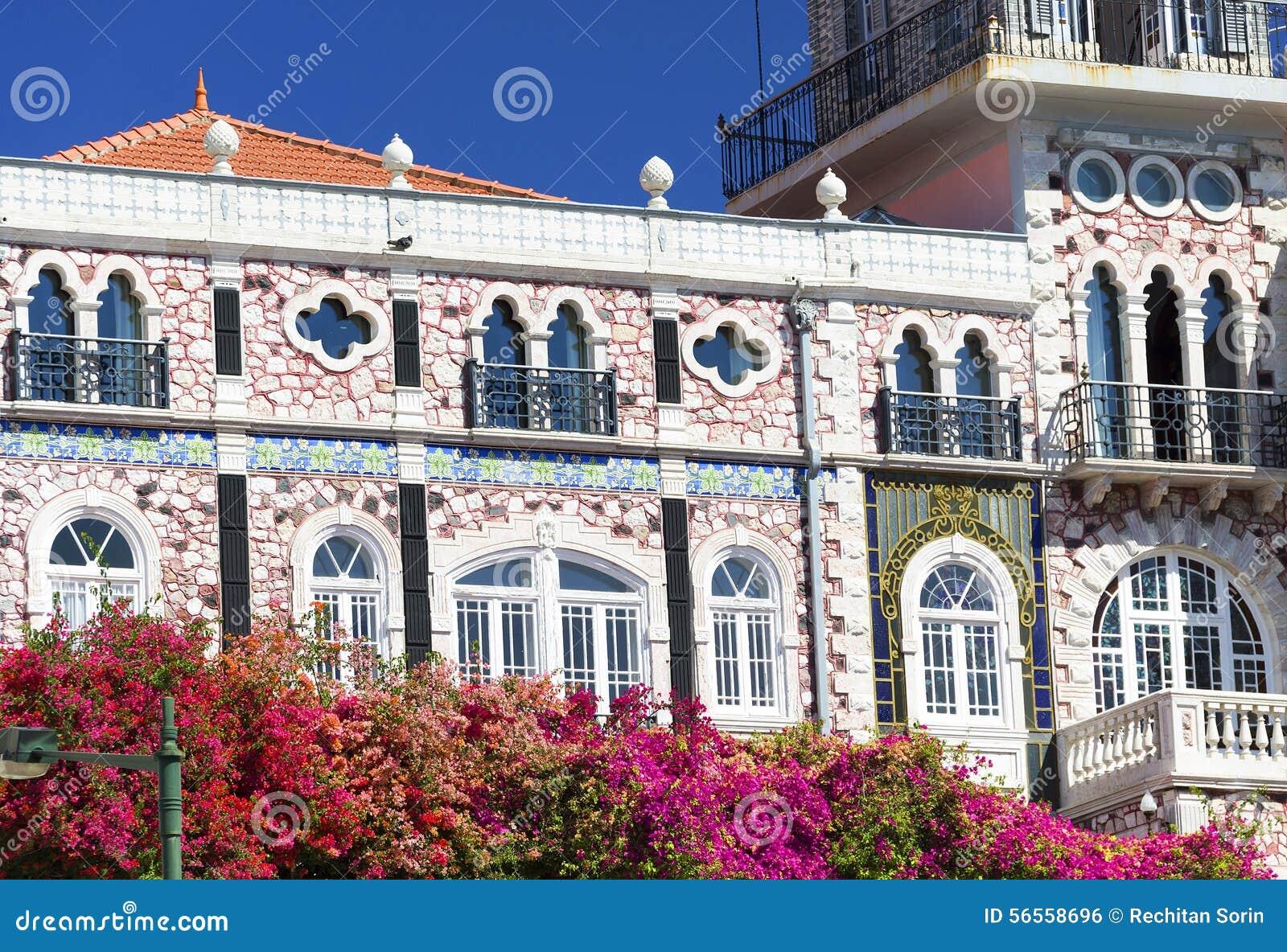 Download Αρχιτεκτονική λεπτομέρεια στη Λισσαβώνα Στοκ Εικόνες - εικόνα από μεσογειακός, ιστορικός: 56558696