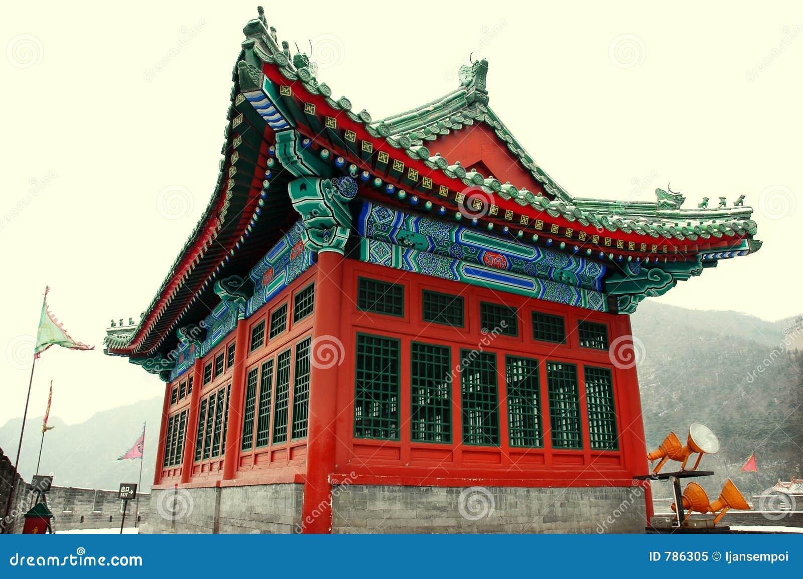 αρχιτεκτονική Κίνα