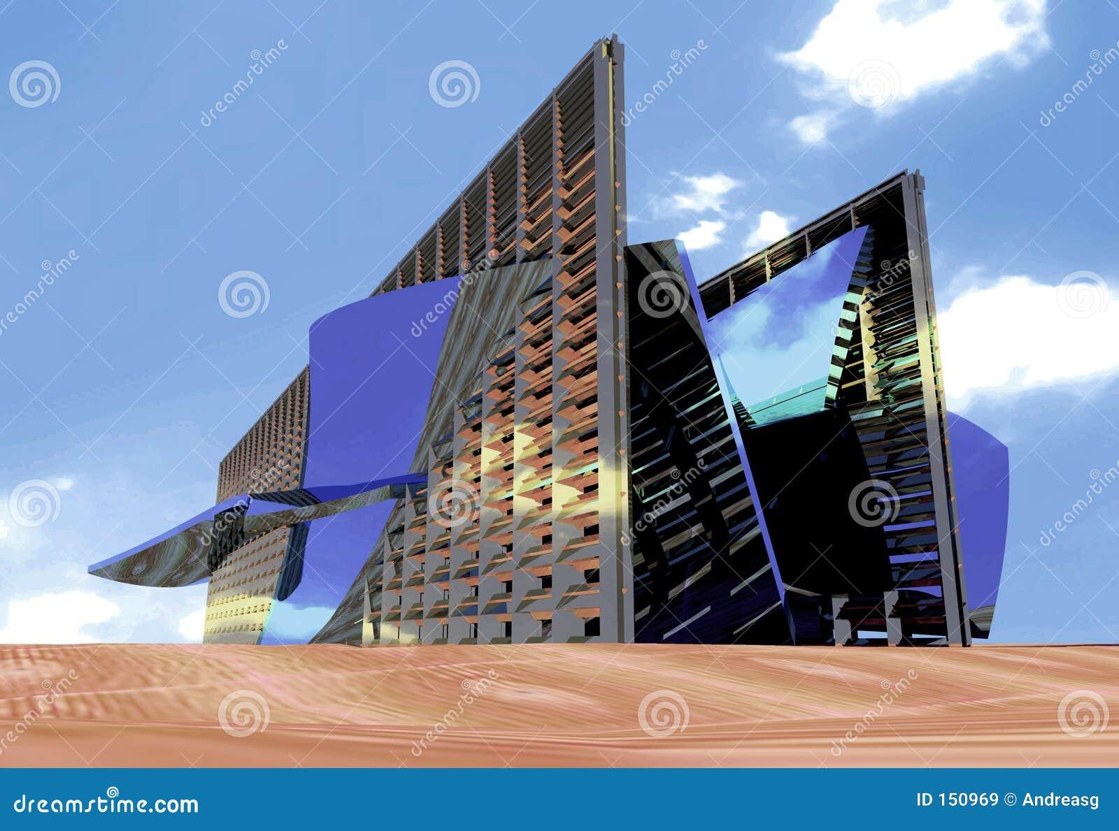 αρχιτεκτονική μορφή