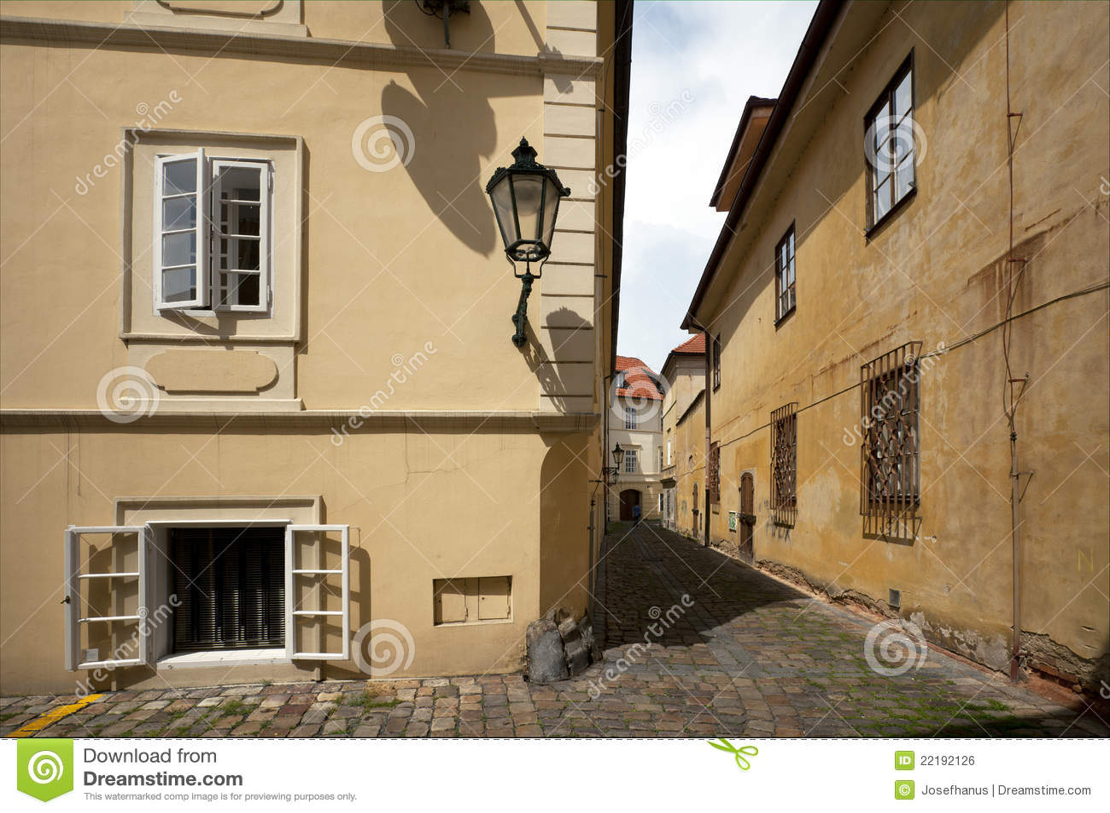 αρχιτεκτονική παλαιά Πράγ&a