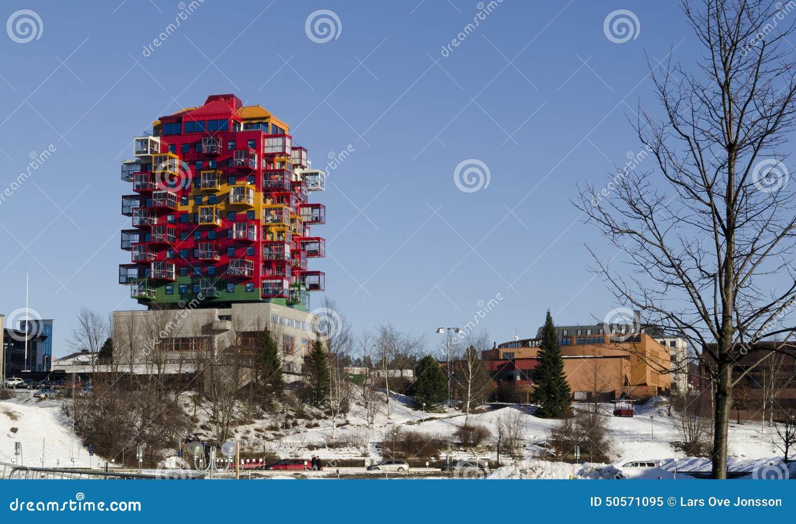 Αρχιτεκτονική σε Ornskoldsvik