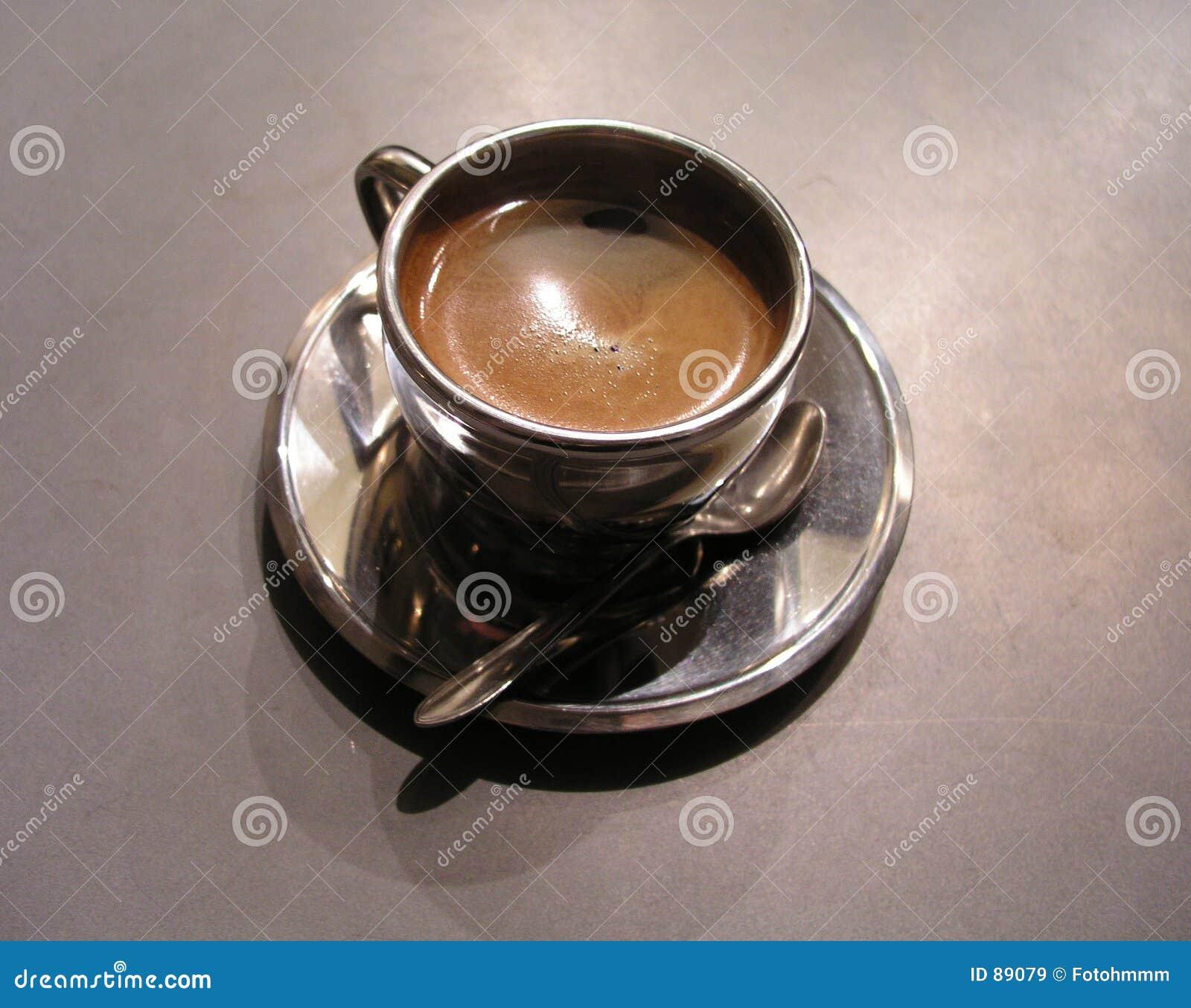 ασήμι φλυτζανιών καφέ