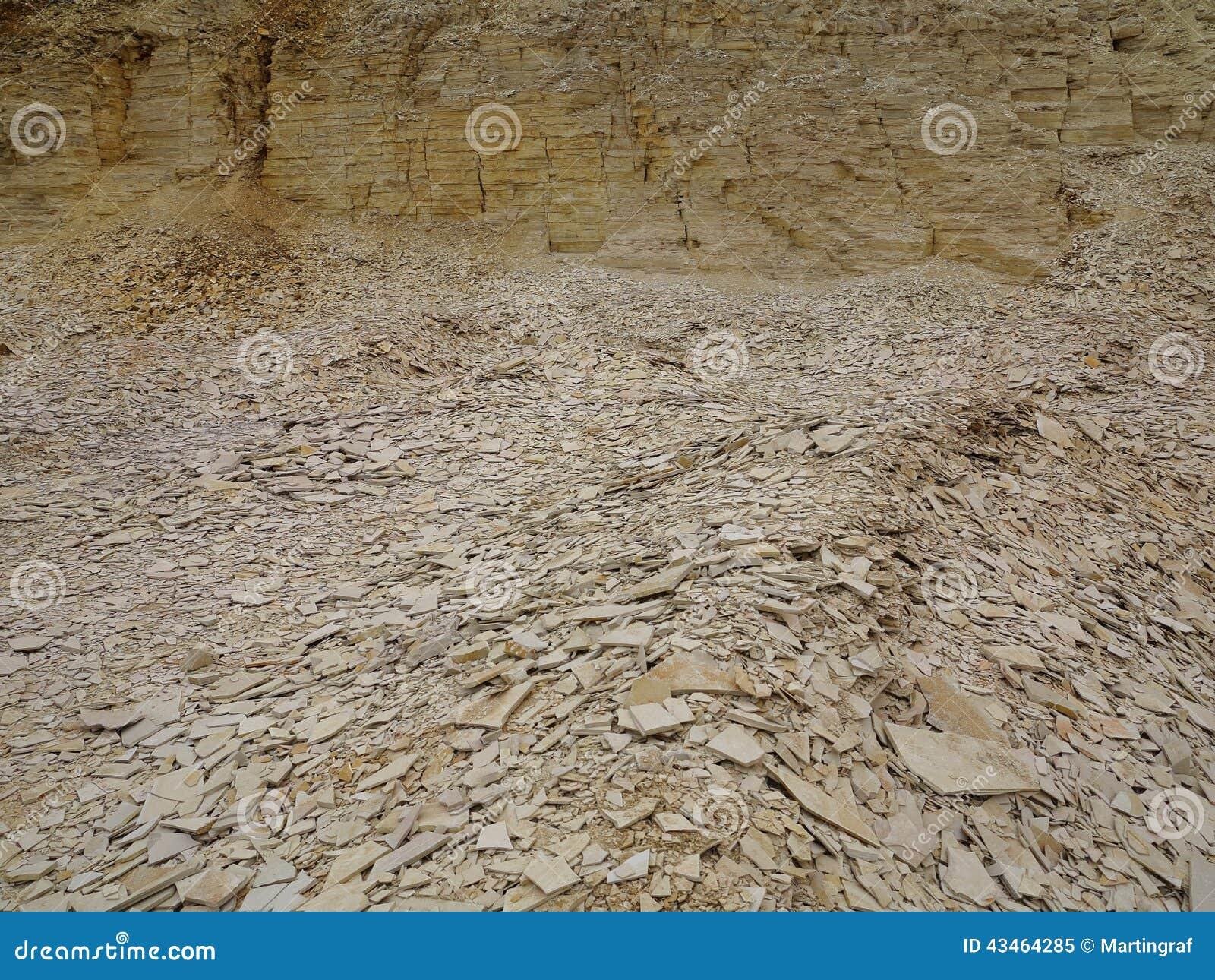 Ασβεστόλιθος quarry