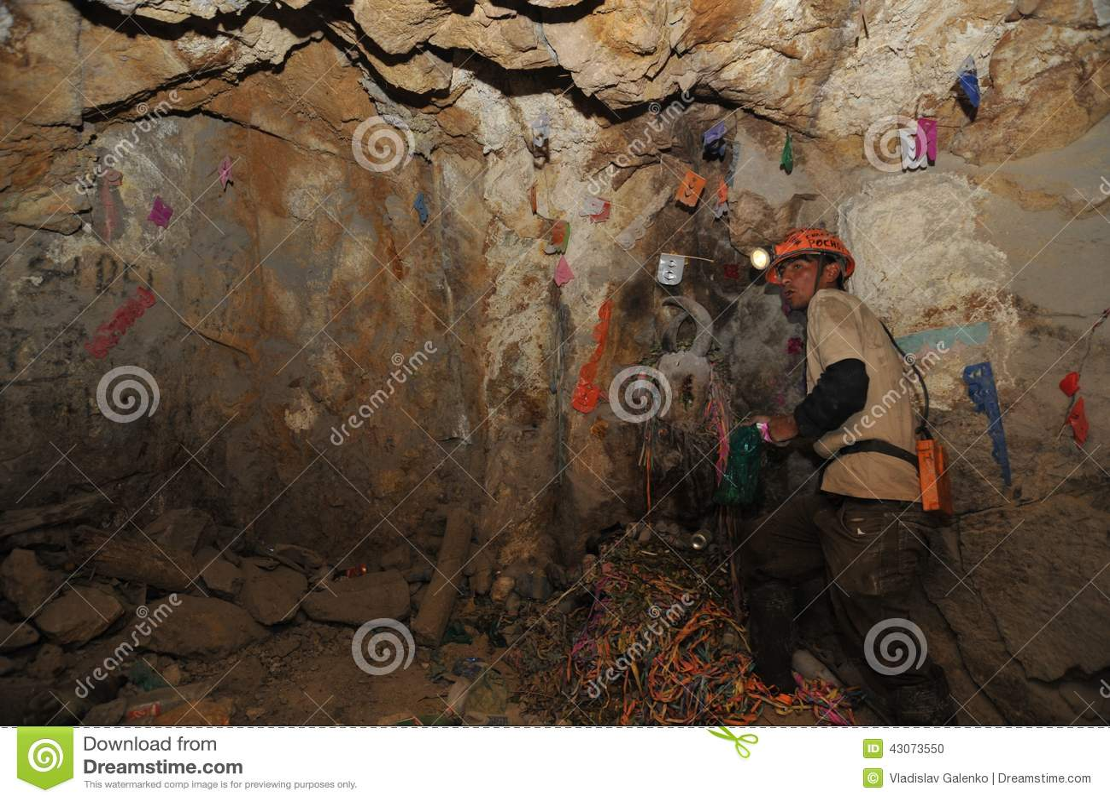 Ασημένια παραγωγή στο ορυχείο