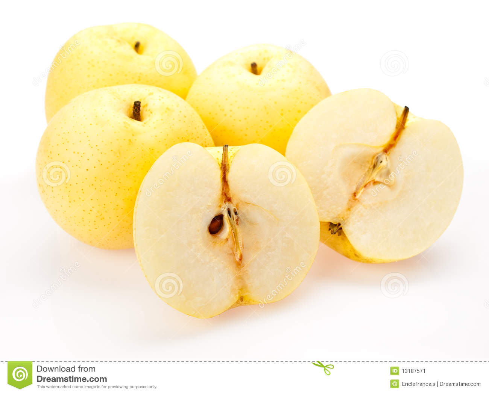 ασιατικά ανοικτά αχλάδια &