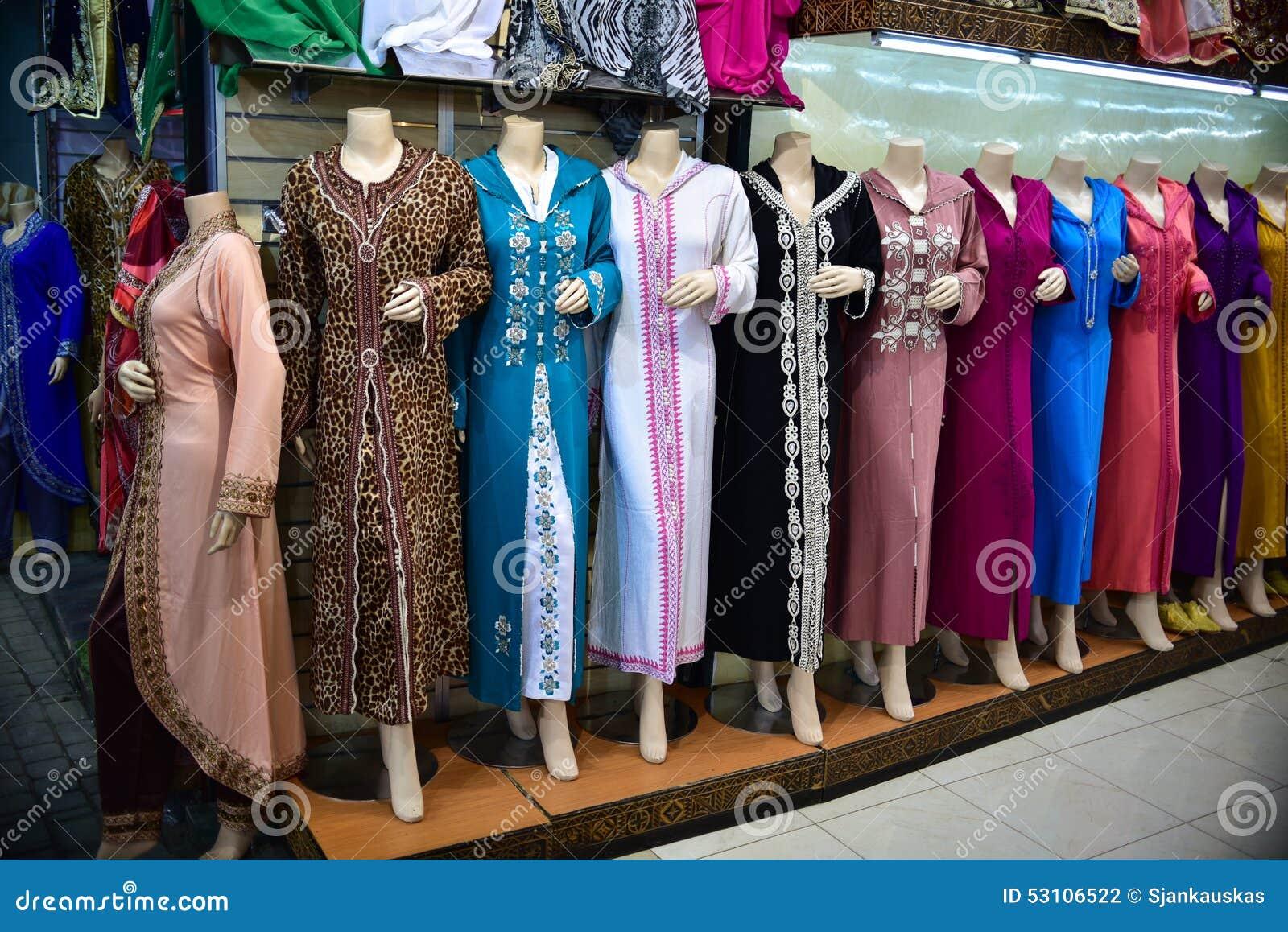 4f5fd01e95bb Ασιατικά φορέματα Μαρόκο στοκ εικόνες. εικόνα από σχέδιο - 53106522