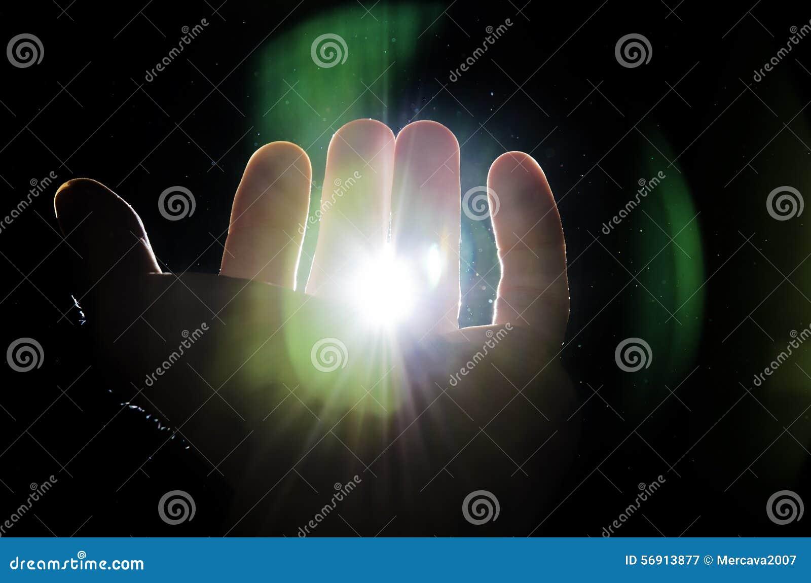 Αστέρι στο χέρι μου
