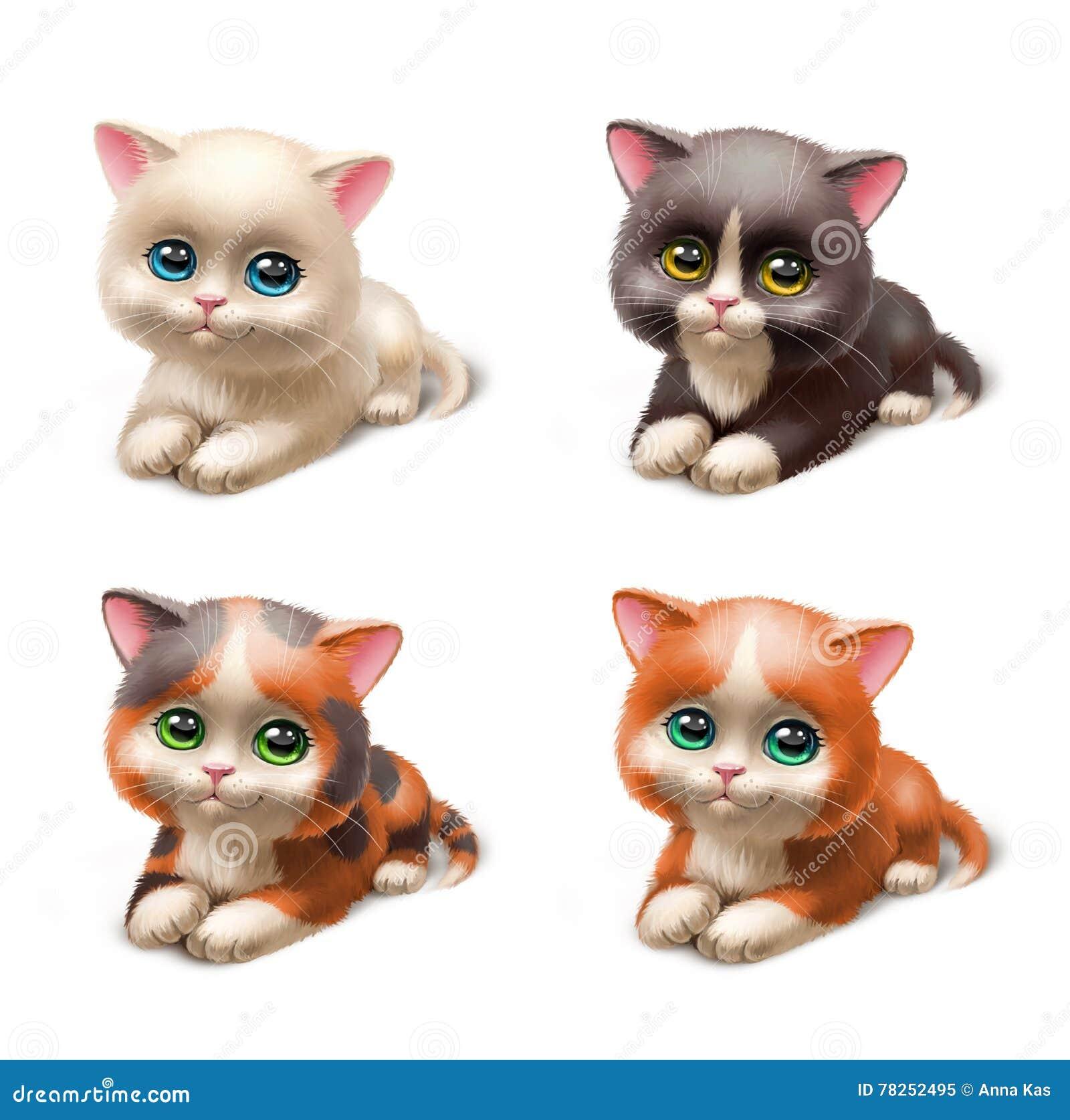 Αστεία γατάκια